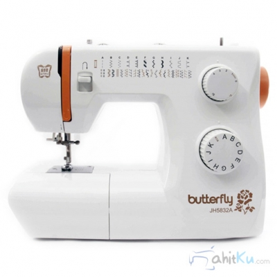 Mesin Jahit Portable Butterfly JH 8532A  large2